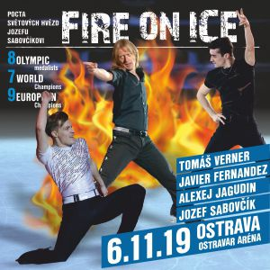 FIRE ON ICE OSTRAVA