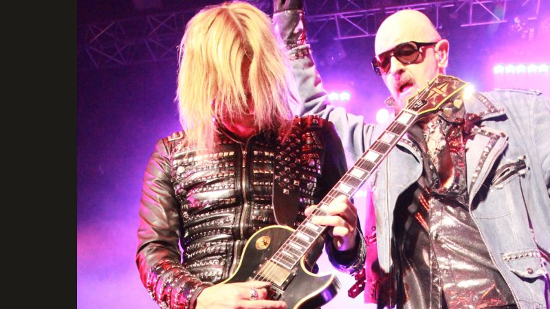 JUDAS PRIEST (Special guest THIN LIZZY)