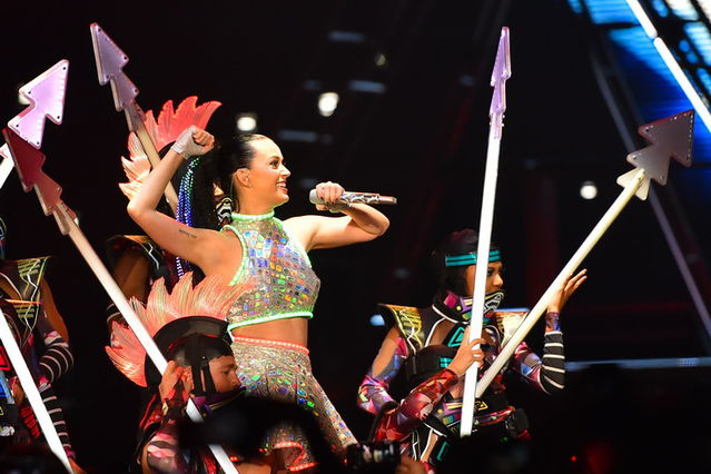 XL group a s  - KATY PERRY - The Prismatic World Tour