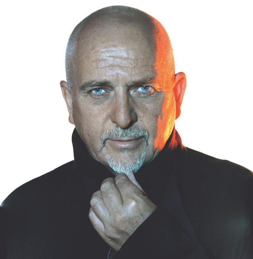 PETER GABRIEL v Rock and Roll Hall of Fame