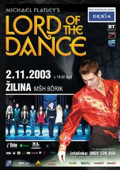 LORD OF THE DANCE 2003